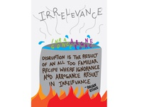 Irrelevance Recipe