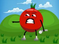 Angry Mexican Tomato