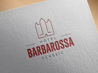 Logo MockUp - Hotel Barbarossa