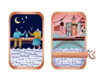 Portodine Illustrations