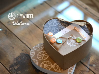 Flywheel - Beta Customers Invite Box