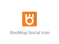 Boowup Social Icon