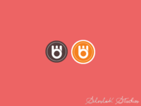 Circle Mouse Hover BooWup Social Icons