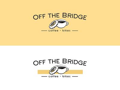 Off the Bridge logo illustration