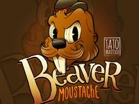 Beaver Moustache Wax
