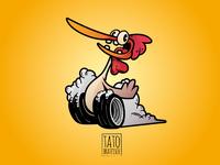 Chicken's Racing