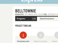 Don't tell Andy Clarke, but I'm designing in the browser.