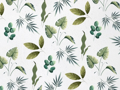 PLANTS pattern flowers plant vector branding ui draw creative graphics graphic artist art illustration design artists