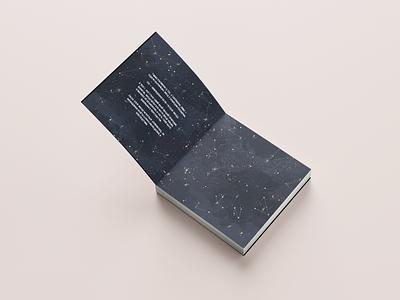 BOOK ABOUT STARS graphic sketchbook paper creative draw logo artist art illustration design artists graphics illustration