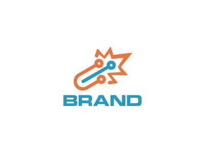 Tech Comet Logo