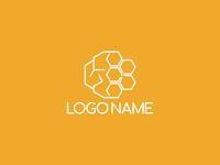 Hive Brain Logo