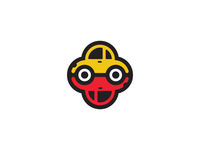 Taxi Vs Car Logo