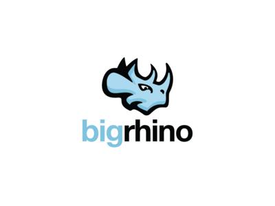 Logo Design - Big Rhino