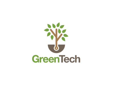Logo Design - Green Tech