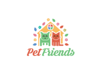 Logo Design - Pet Friends