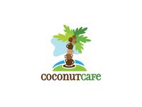 Logo Design - Coconut Cafe