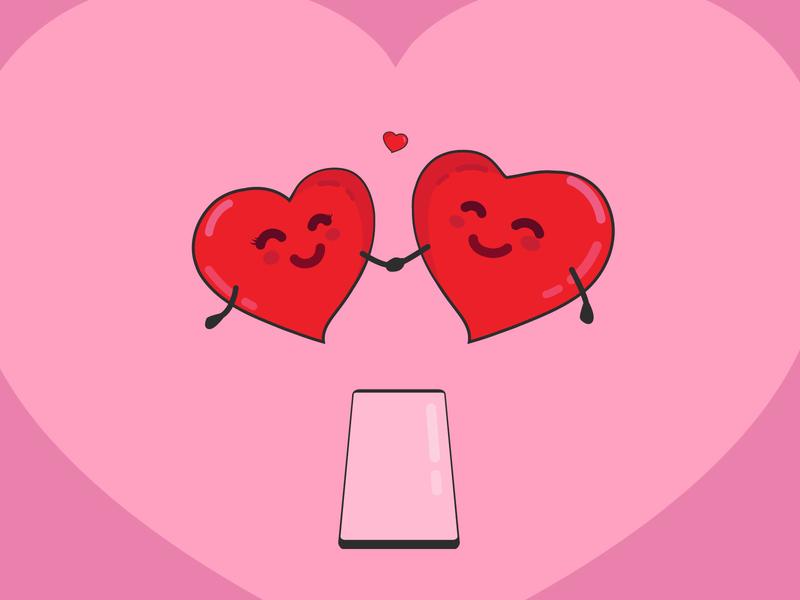 Online love ❤️