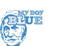 My Boy Blue - Band Logo