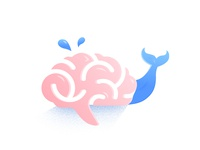 101 ideas about Whale - Whalien no 36 - Brain