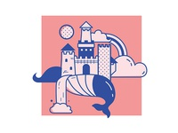 Castle on my Whale