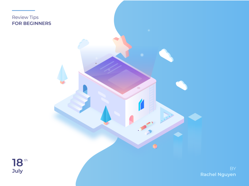 Isometric of this week isometric vector graphic design illustration