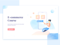 Ecommerce Course Hero Banner