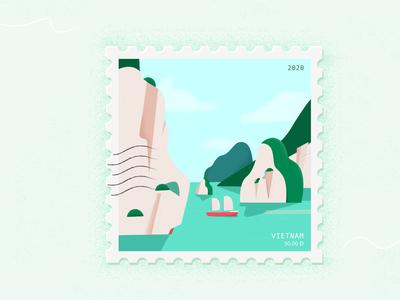 Vietnam Stamp 🇻🇳