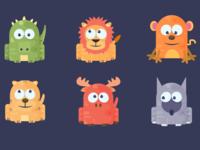 动物类装饰icon