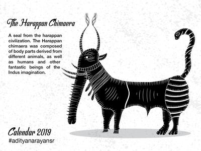 The Harappan Chimaera