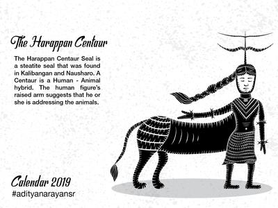 The Harappan Centaur