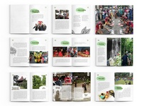 Nongkosawit - Booklet Layout Exploration