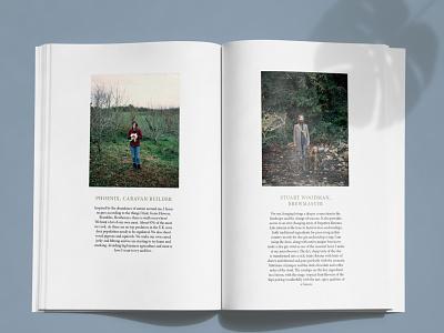 Bloom In Doom Mag editorial publication design magazine design