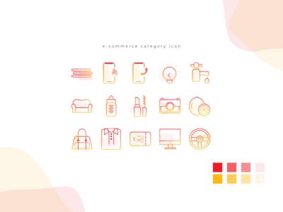 E-Commerce Category Icon