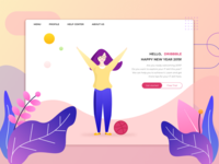 Get Started Page