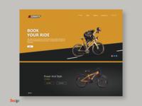 web Ui/UX Website design