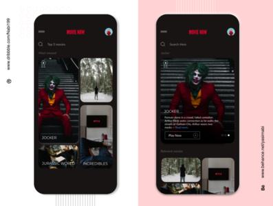 Cinema App / movie app