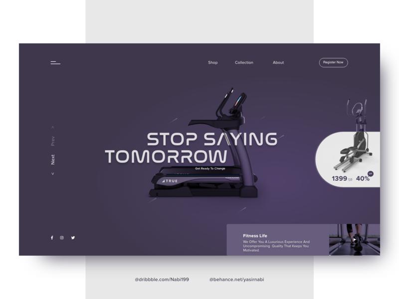 Fitness website design icon typography branding web design product illustration linework support gym website gymnastics ux design gym logo gym app
