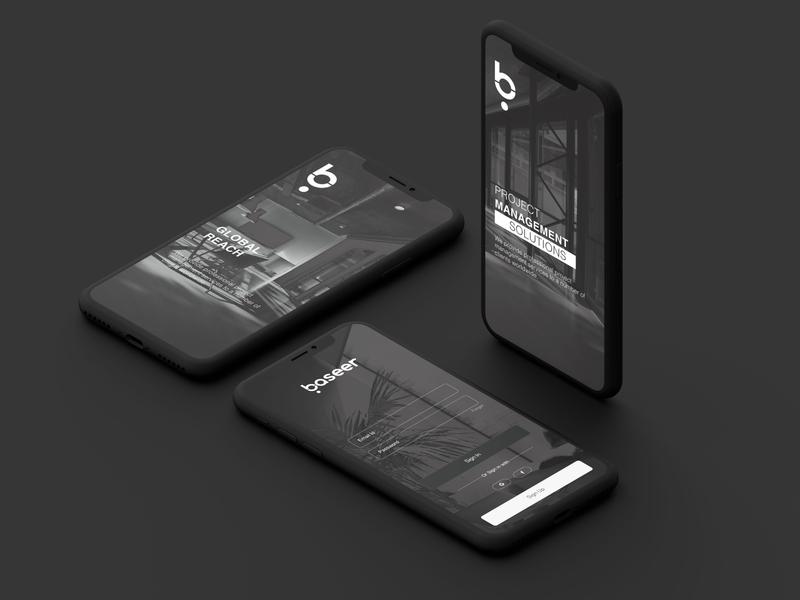 Slider screens ios app design interface branding minimalist logo minimalist slideshow typography mobile design product product design uiux slider screens slider