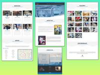 Sheldon Dog Services Website Design