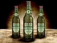 Gruen Triple Oak Ale