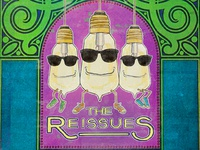 The REISSUES Gig Poster