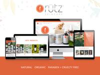 Rutz Naturals Skincare