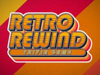 Retro Rewind Trivia Game