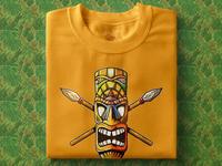 Tiki Man Shirt