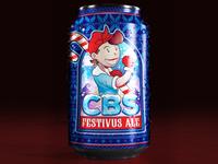 CBS Festivus Ale