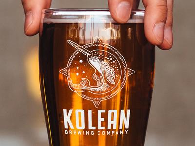 Kolean Brewing Pint