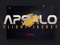 Apollo Flight Jacket Store Concept