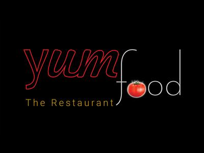 Yum Food Logo