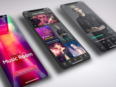 Music Room - An iphone app