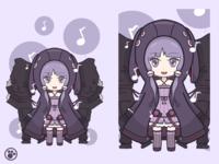 Chururira・Chururira・Daddadda! [Yuzuki Yukari - Vocaloid]